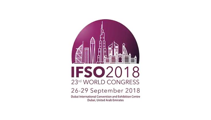 Atualização Internacional – Dr Admar Concon Filho esteve presente no Congresso IFSO, em Dubai