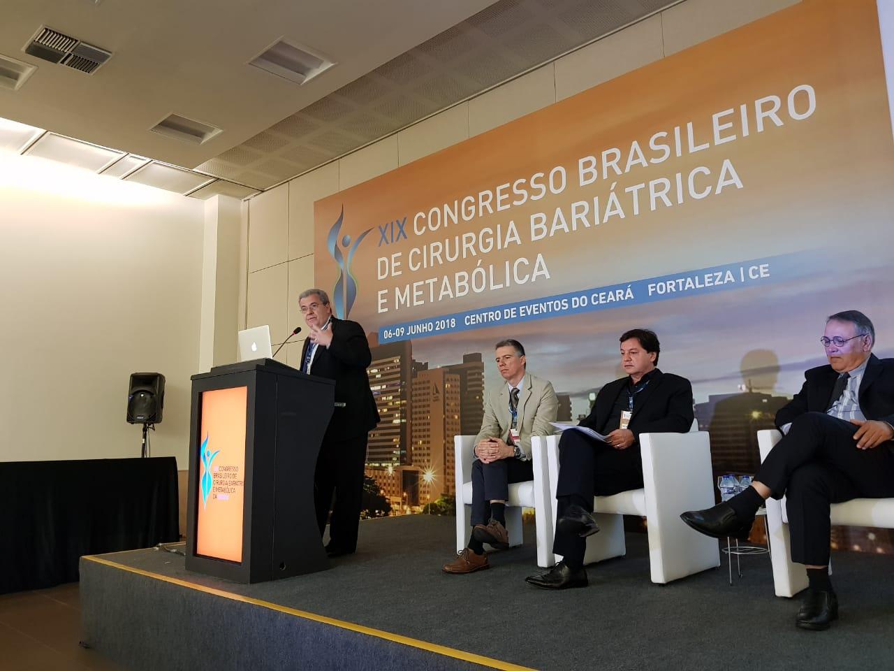 XIX Congresso Brasileiro de Cirurgia Bariátrica e Metabólica da SBCBM