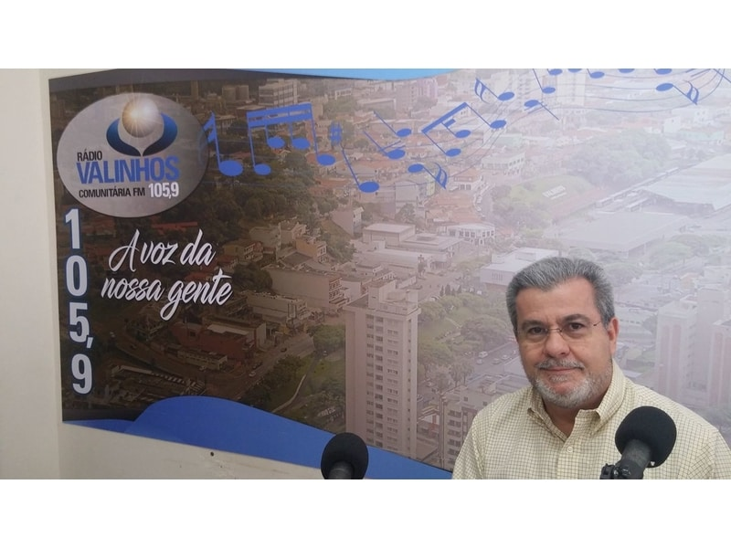 Entrevista Dr. Admar Concon Filho | Rádio Valinhos FM | 17.05.17